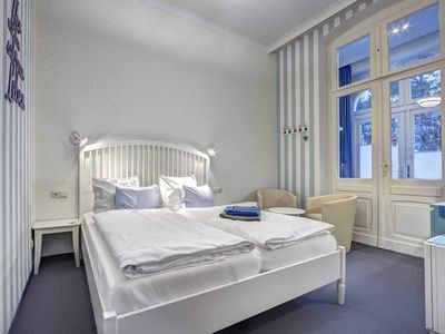 Photo for 15, small double room / single room, 19 SQM - Hotel Villa Seeschlößchen 3 ***