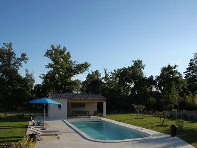 Photo for Superb villa near Mont Ventoux - Provence