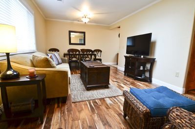 Tastefully designed just as a vacation home! Warm and cozy through out!