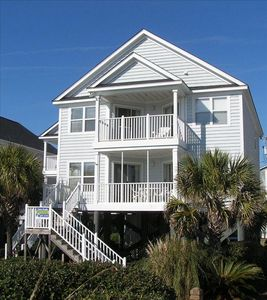 Photo for OCEANFRONT 4 BDRM/3 BATH HOME with POOL - WIDE OCEAN VIEWS!