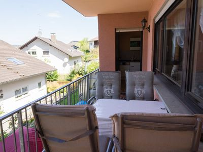 Photo for Very nice apartment for 1-5 persons in the front. Odenwald, 10 minutes to the A5