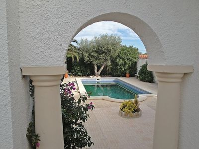 Photo for Apartment in Mont-roig del Camp with Parking, Internet, Washing machine, Pool (89177)