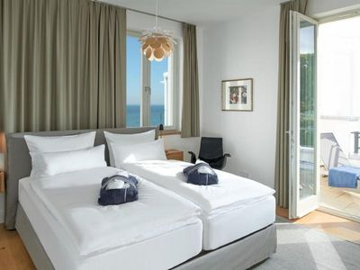 Photo for Holiday apartment Sellin for 2 - 4 persons with 2 bedrooms - Penthouse holiday apartment