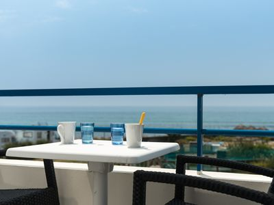 Photo for It's called the Ocean Apartment, in Penhors in the land of surfing