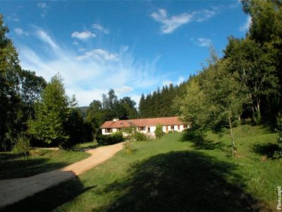 Photo for RENTAL ALL YEAR cottage between river and forest in Ariège (Midi-Pyrenees)