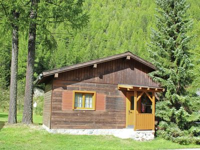 Photo for 1BR Chalet Vacation Rental in SAAS BALEN