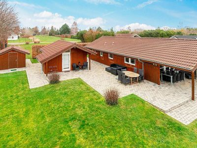 Photo for Luxurious Holiday Home in Stege with whirlpool