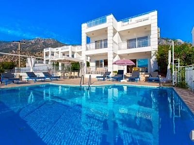 Photo for 4BR Villa Vacation Rental in Kaş