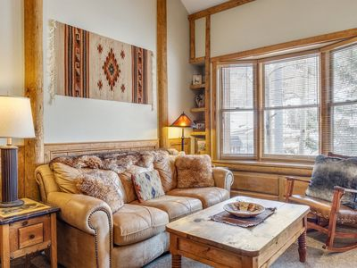 Photo for Slopeside Condo in the Mountain Village Core Ideally Located for a Winter or Summer Vacation