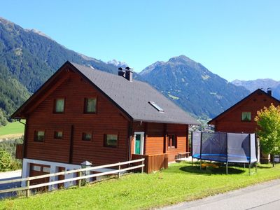 Photo for Family-friendly wooden house for 4-5 people in the Montafon! Perfect ski vacation!