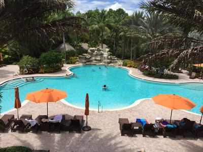 Photo for OLE AT LELY RESORT, 1 BLOCK FROM VILLAGE CENTER, QUAD POOL, NEW UNIT