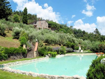 Photo for Apartment Agriturismo La Cupola  in Pescia (PT), Pisa - Lucca surroundings - 4 persons, 2 bedrooms