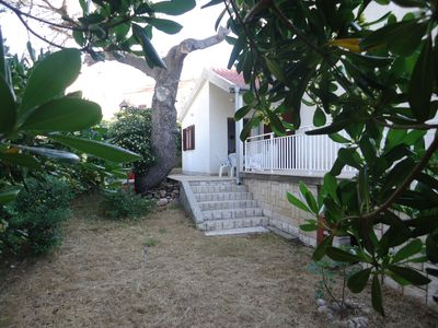 Photo for Cosy Apartment Rino , only 30m from the sea, island Pag