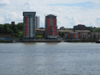 Photo for London: Luxury South London apartment, over-looking the river Thames