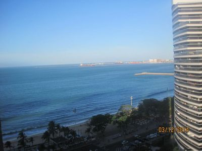 Photo for Privileged location with excellent sea view in Flat with large balcony