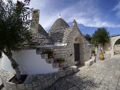 Photo for 2BR Chateau / Country House Vacation Rental in San Michele Salentino, Puglia