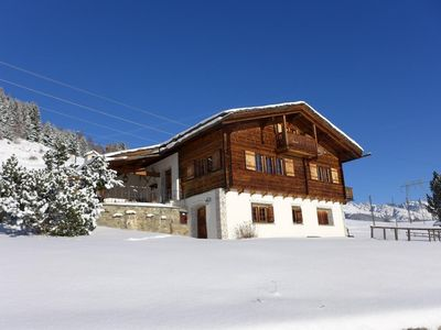 Photo for Holiday house Disentis/Mustér for 6 - 7 persons with 4 bedrooms - Holiday house