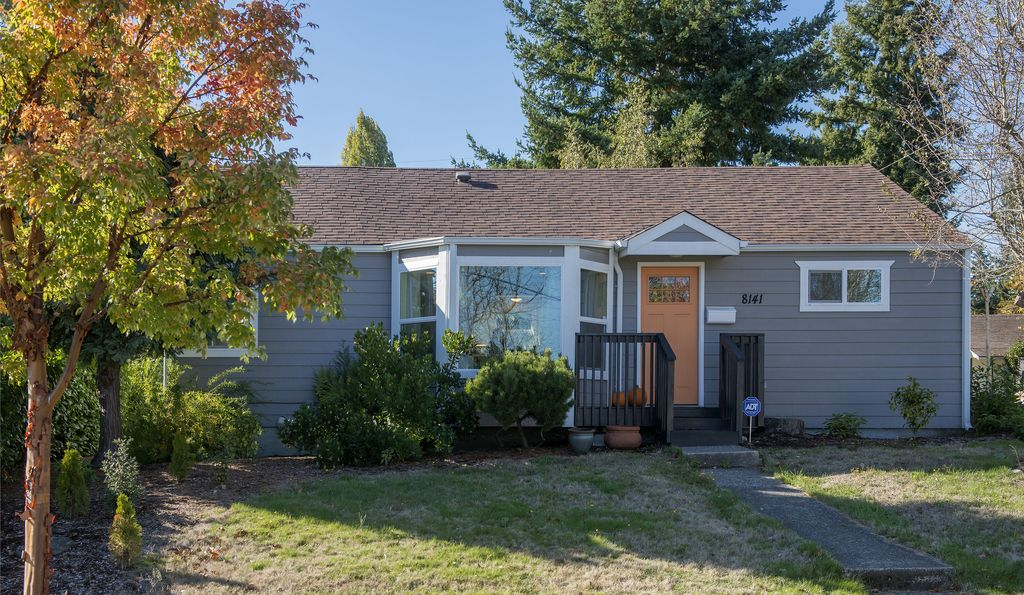 3br 2ba Gorgeous Modern West Seattle Home Perfect
