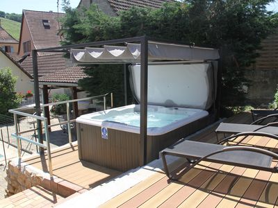 Photo for LODGING Léonie *** with SWIMMING POOL AND SPA Rémy HEROLD