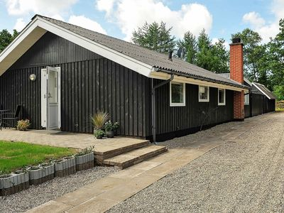 Photo for Comfortable Holiday Home in Oksbøl with Carport