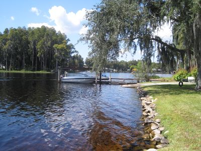 Photo for Lake Front Home with Great Fishing, Boating and Golf Nearby