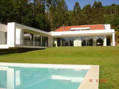Photo for Rossio house with pool and air conditioning throughout the house