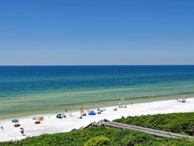 Photo for Spacious gulf front condo ~ Spectacular views of the Emerald Coast!