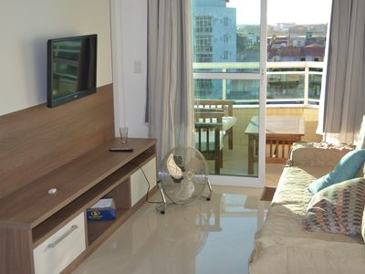 Photo for AP92m2 family, sleeps 6 2 people bedrooms.