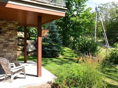 Photo for 1BR Condo Vacation Rental in Bromont, QC
