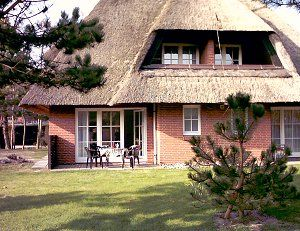 Photo for ***vacation apartment in a thatched-roof house with a large well-kept garden