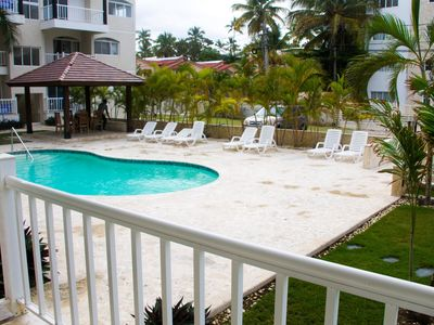 Photo for Beach Residence A1 steps away from the beach