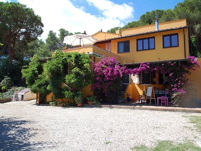 Photo for bed and breakfast in the countryside with sea view