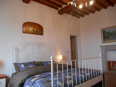 Photo for Sea view, 140 sqm. in Tuscany Villa with exclusive garden and  terrace