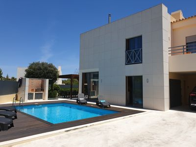 Photo for Albufeira Oura Beach 4BR Villa Marisa