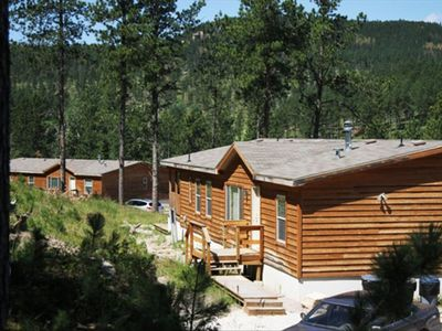 The Ponderosa Cabin at Mile High Retreat