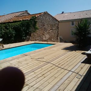 Photo for HOUSE FOR 6 PEOPLE WITH SWIMMING POOL 4 KM FROM NARBONNE