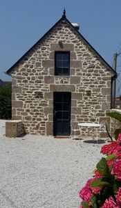 Photo for La Boulangerie, authentic little cottage for 2, between Barfleur and St Vaast