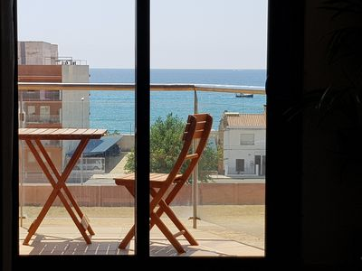 Photo for Canet Attic Duplex Beachfront 3BD