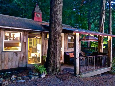 Photo for 1BR Cottage Vacation Rental in Bridport, Vermont