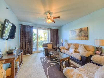 Photo for Beautiful 3br/2ba Sterling Shores Unit 203- Across The Street From Beach!