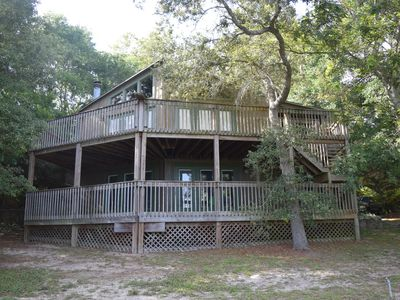Photo for Secluded Gulf Coast Retreat ~ Boat Slip Included ~ No Hurricane Michael Damage!