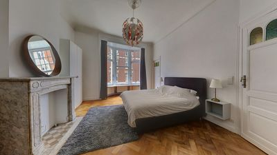 Photo for Spacious upscale apartment in Brussels