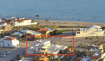 Photo for Home with Stellar Views Just Steps Away from the Beach in a Gated Community