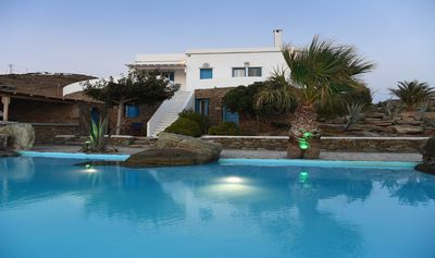 Photo for Seafront Villa Artemis in Tinos Island   (ΜΗΤΕ 1178Κ92000966801)