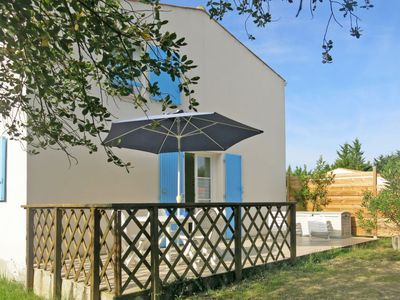Photo for Saint-Laurent-Bretagne Holiday Home, Sleeps 4