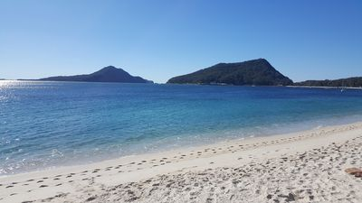 """Photo for You are welcome to come and """"Relax @  Shoal Bay"""""""