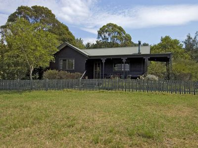 Photo for The Cottage-Minimbah Farm Cottages- Views,Farmyard Animals and Cosy Fireplace!!