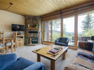 Photo for W3306 by Mountain Resorts ~ Luxury Appointed, Ground Floor with Views!