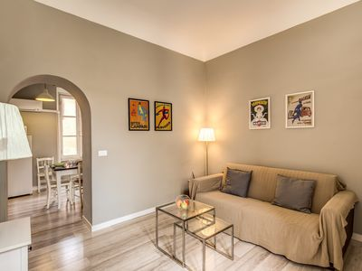 Photo for 2 bedroom apartment up to 4 people located at only 5 min walking from the Colosseum!