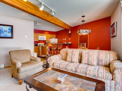 Photo for 1BR Condo Vacation Rental in Mt. Crested Butte, Colorado